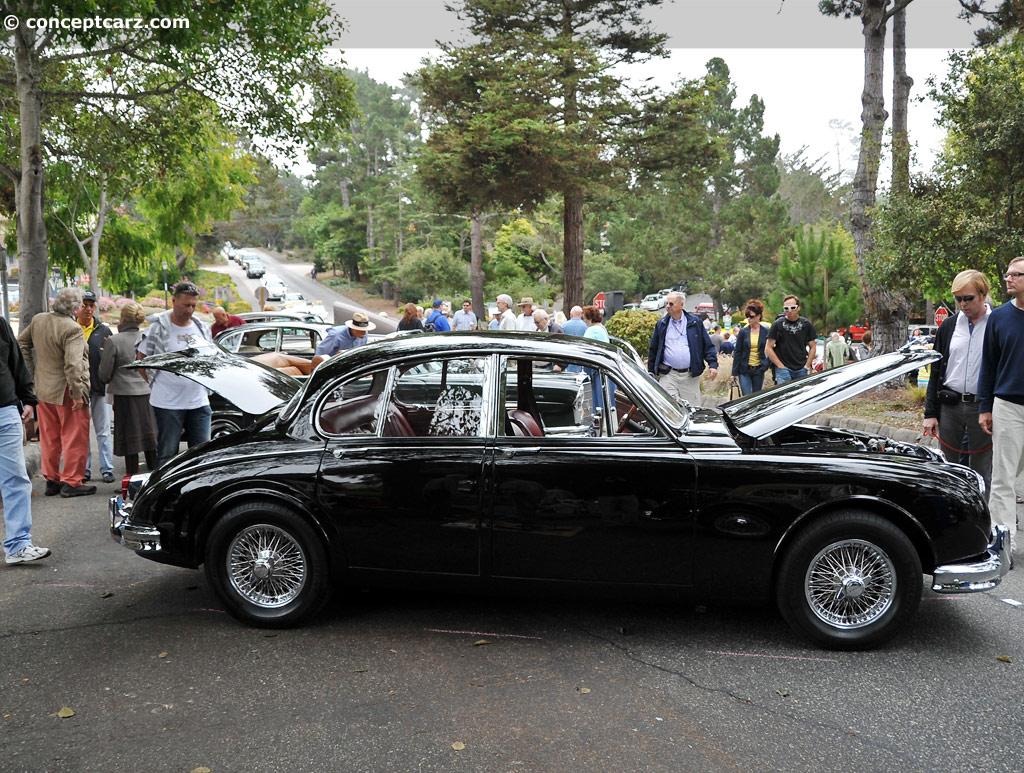 1967 Jaguar Mark II Image. Chassis number EO67672