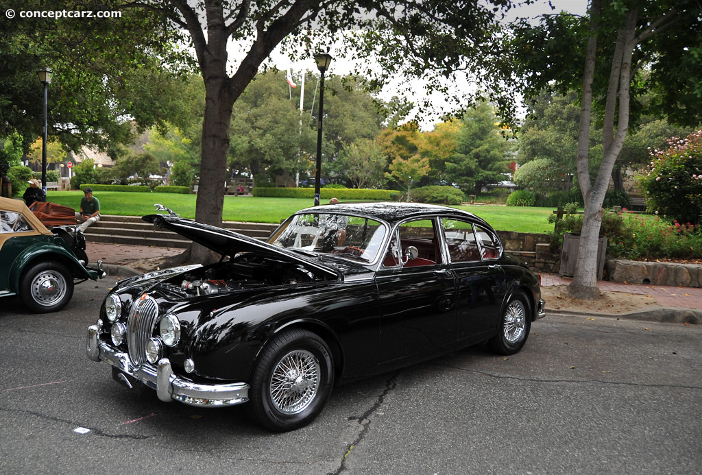 Auction Results And Sales Data For 1967 Jaguar Mark Ii