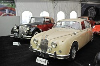 1967 Jaguar Mark II.  Chassis number 180834BW