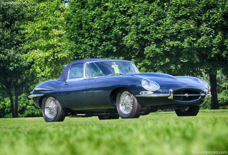 1967 Jaguar XKE E Type