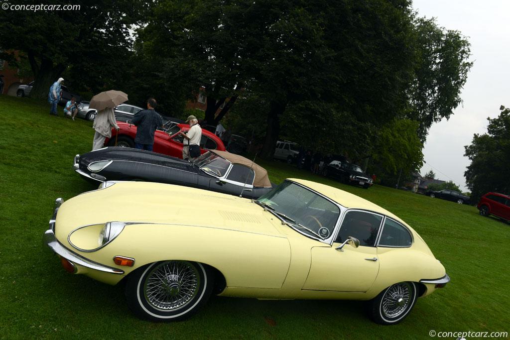 1969 Jaguar XKE E Type