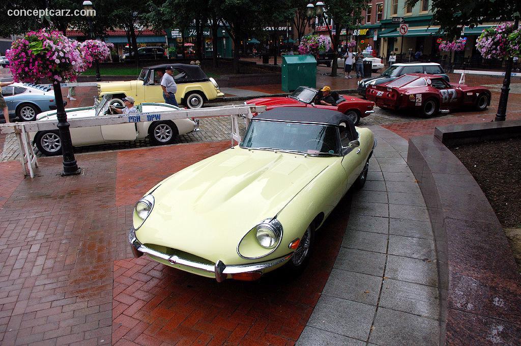 1970 Jaguar XKE E Type ...