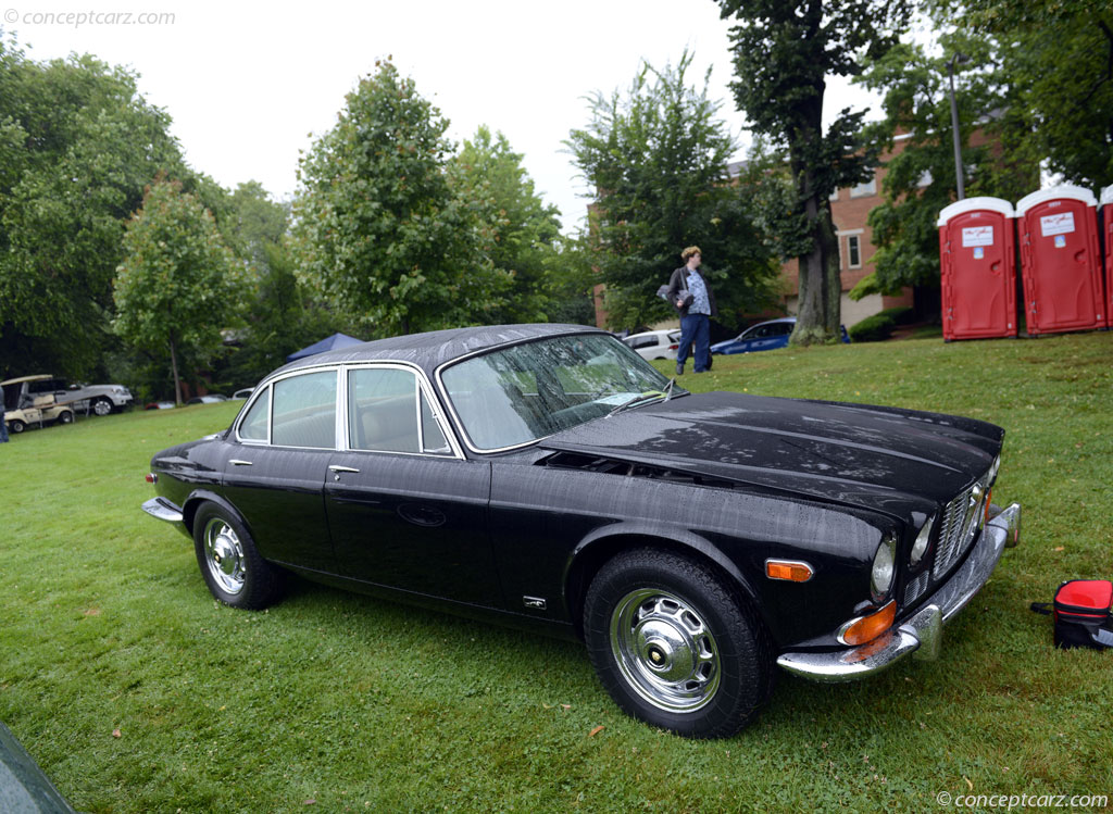 Auction Results and Sales Data for 1972 Jaguar XJ6