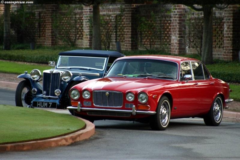 Delightful 1972 Jaguar XJ6