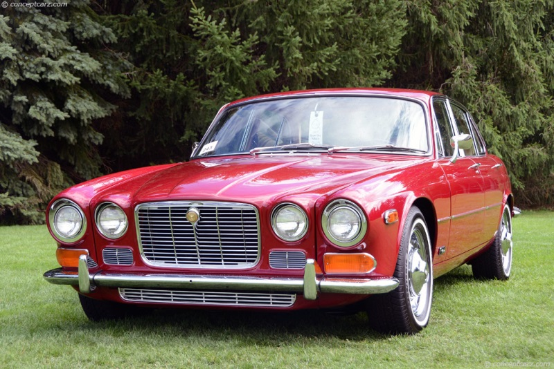 Jaguar XJ6 Pictures And Wallpaper