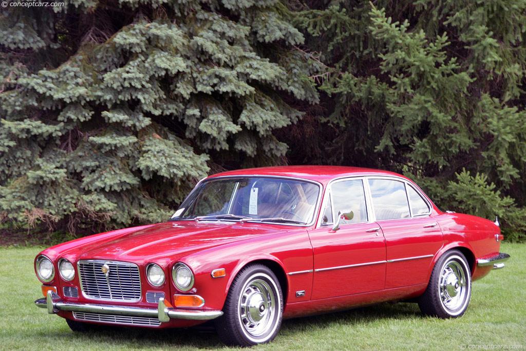 Concours D Elegance >> 1972 Jaguar XJ6 Image. Photo 8 of 26