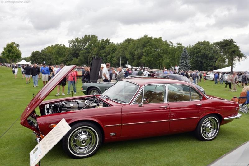 1972 Jaguar XJ6 Photograph