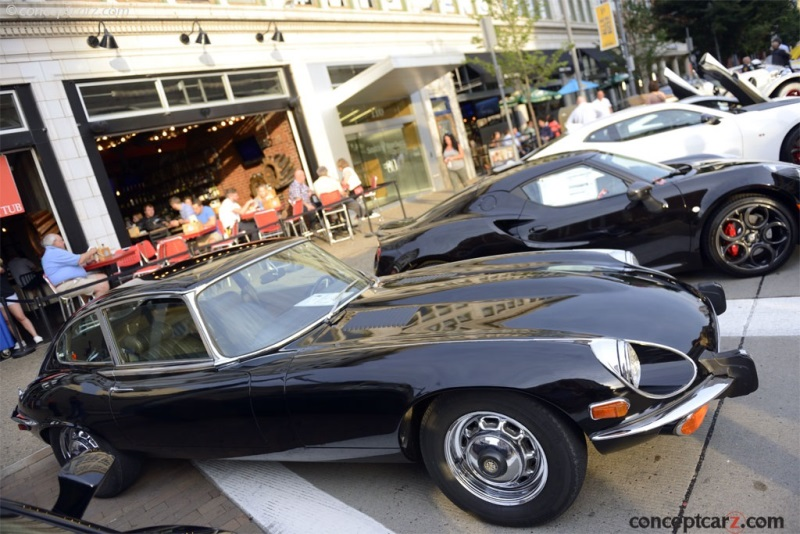 1973 Jaguar XKE E-Type
