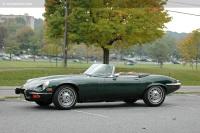 1973 Jaguar XKE E-Type image.