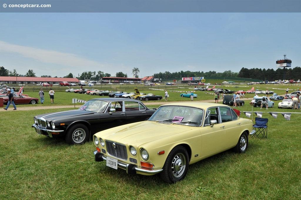 1973 Jaguar XJ6 Image. Photo 14 of 16