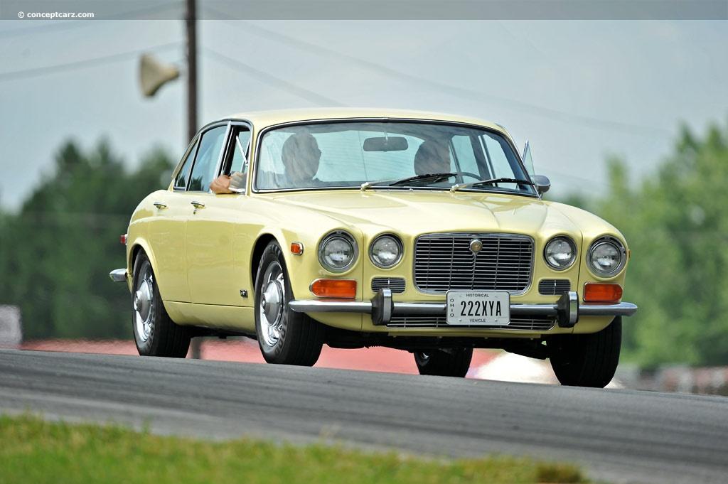 1973 Jaguar XJ6 Pictures, History, Value, Research, News - conceptcarz.com
