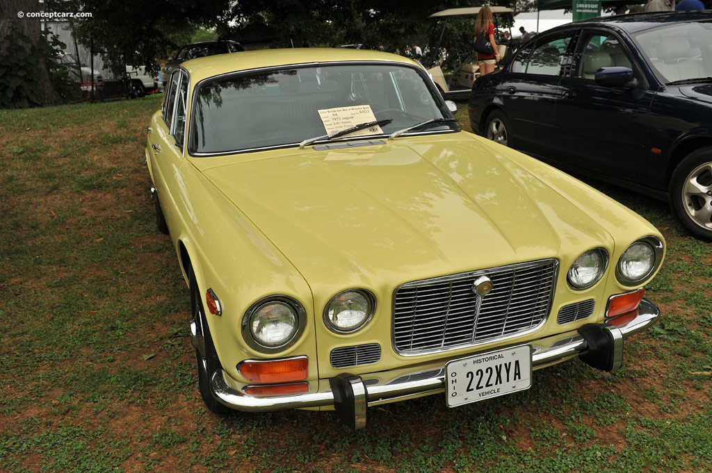 Auction Results and Sales Data for 1973 Jaguar XJ6