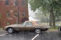 1973 Jaguar XKE E-Type.  Chassis number UD1S22710