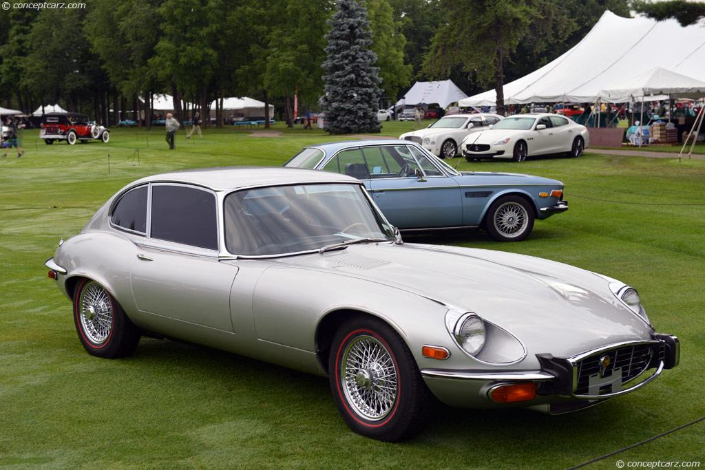 1973 Jaguar Xke E Type Image