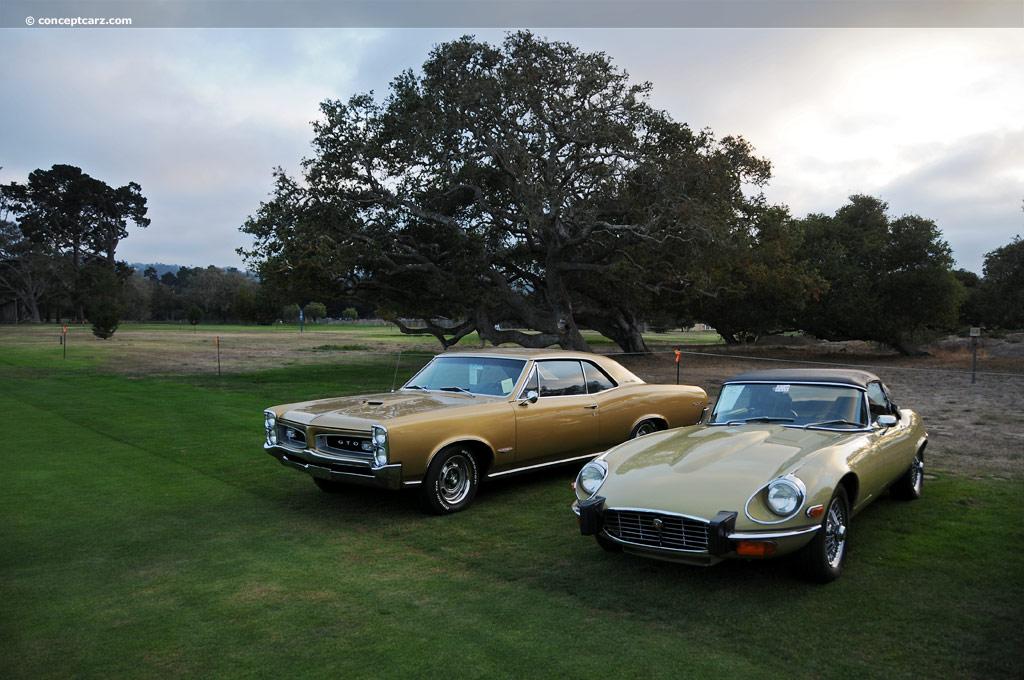 1974 Jaguar XKE E Type
