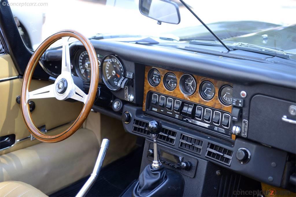 1974 Jaguar XKE E-Type