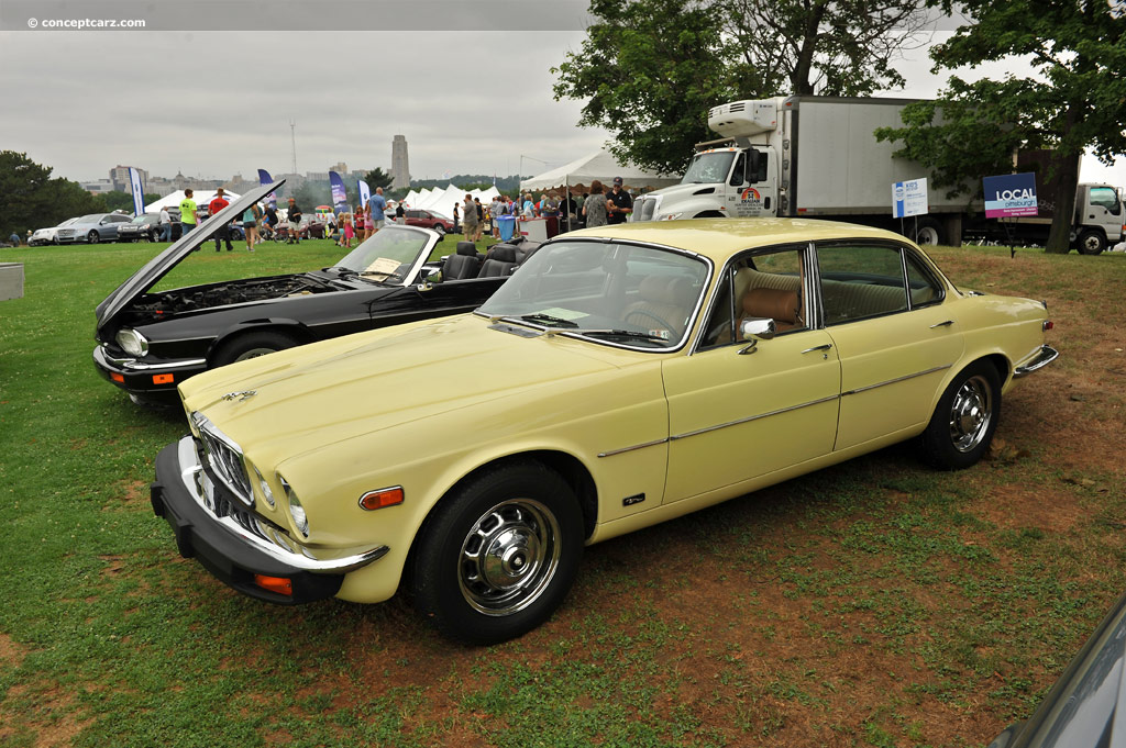 1975 Jaguar Xj6 Pictures History Value Research News Conceptcarz Com