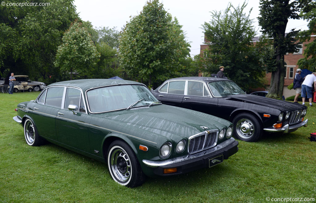 Auction Results and Sales Data for 1976 Jaguar XJ6