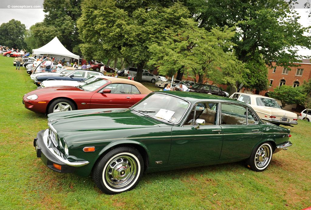 1976 Jaguar Xj6 Image