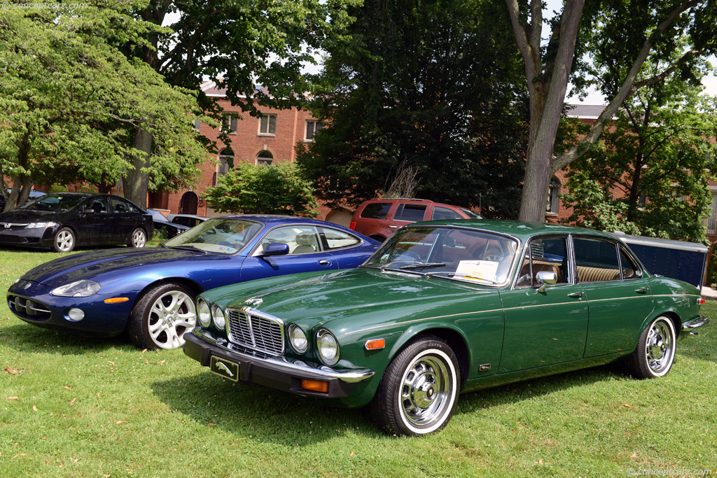 Auction results and data for 1976 Jaguar XJ6 (XJ6C, XJ6L ...