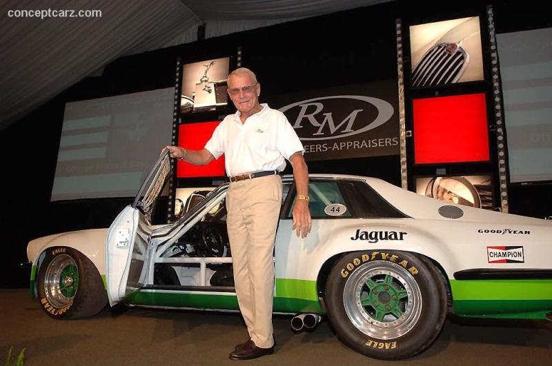 1976 Jaguar XJS Trans-AM
