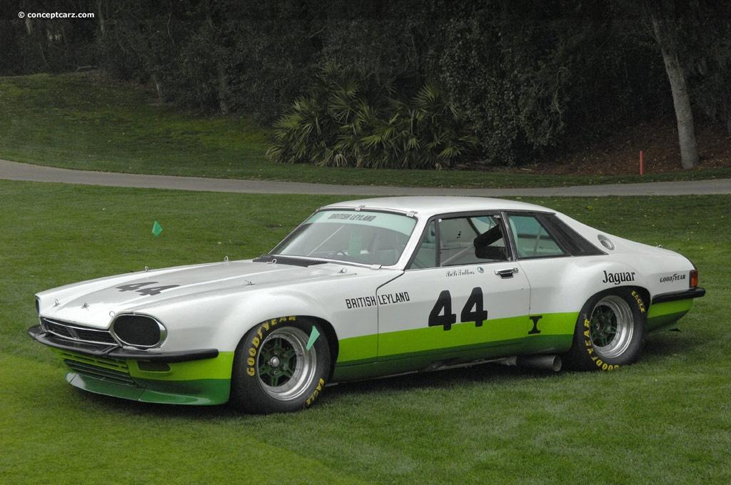 1976 Jaguar XJS Trans-AM History, Pictures, Value, Auction Sales ...