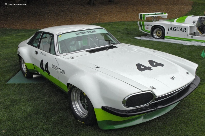 1976 Jaguar XJS Trans-AM