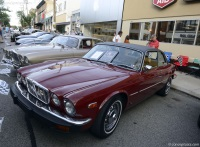 1977 Jaguar XJ6.  Chassis number UG2J51891 BW