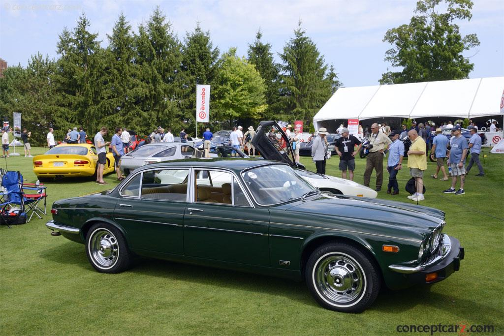 Jaguar XJ6L photo