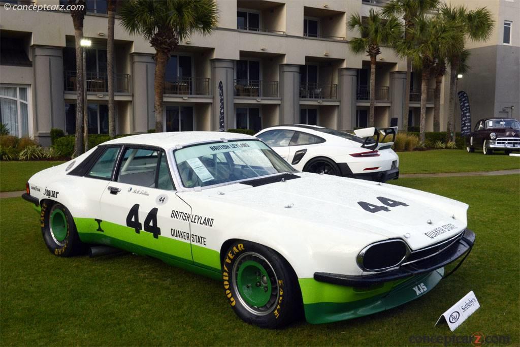 1978 Jaguar XJS Group 44