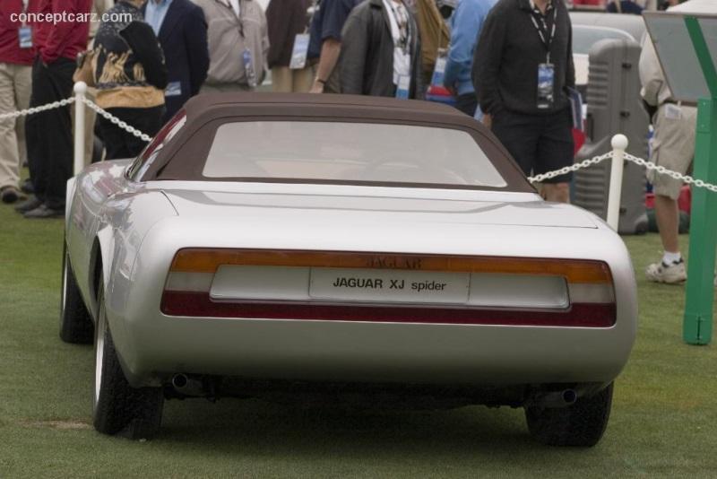 1978 Jaguar XJ Spider Concept
