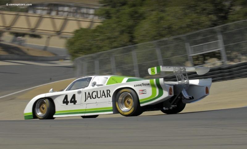 1982 Jaguar XJR