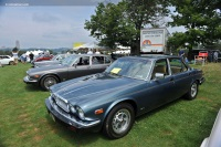 1983 Jaguar XJ6 image.