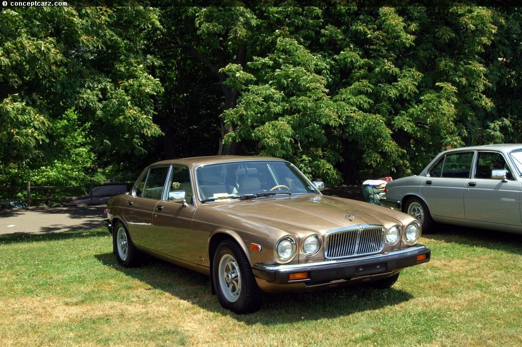 1984 Jaguar XJ6 Image. Photo 2 of 3