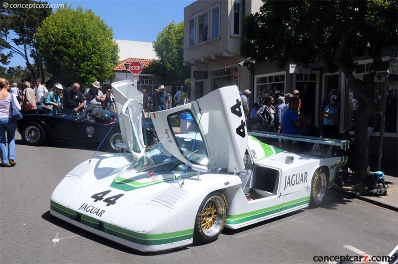 1984 Jaguar XJR-5 | conceptcarz.com