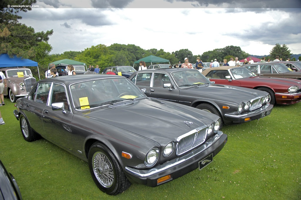 1985 Jaguar XJ6 | conceptcarz.com