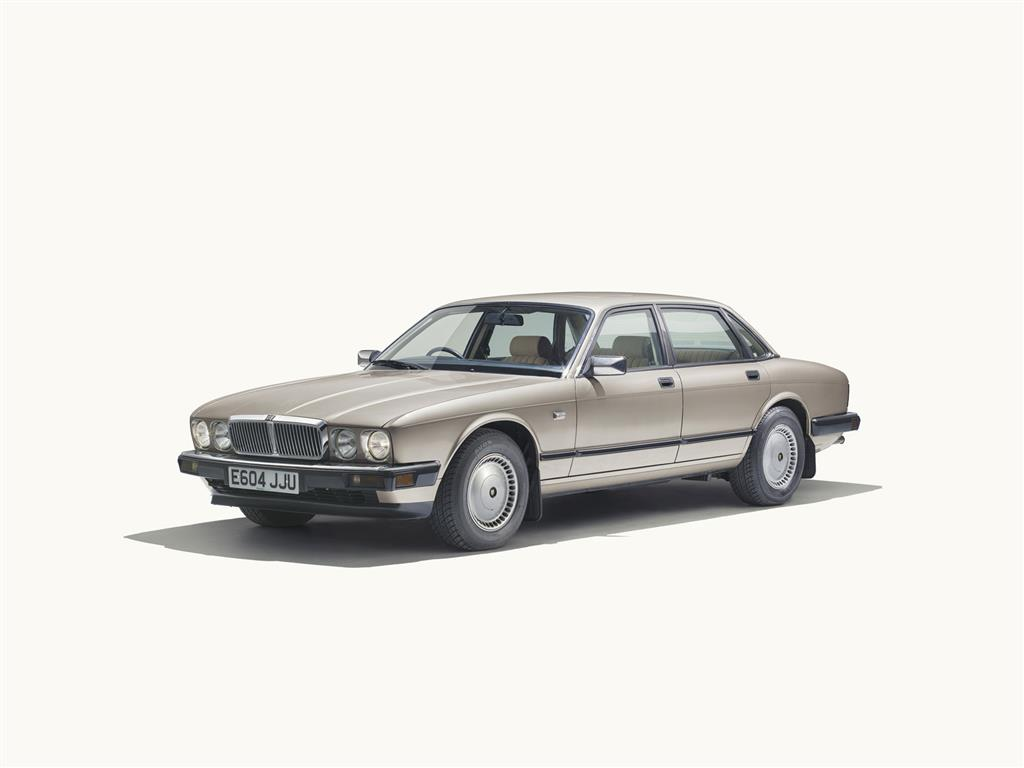 Auction Results and Sales Data for 1986 Jaguar XJ6