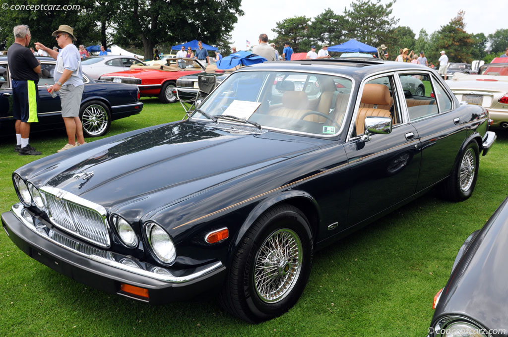 Auction Results And Sales Data For 1987 Jaguar Xj6