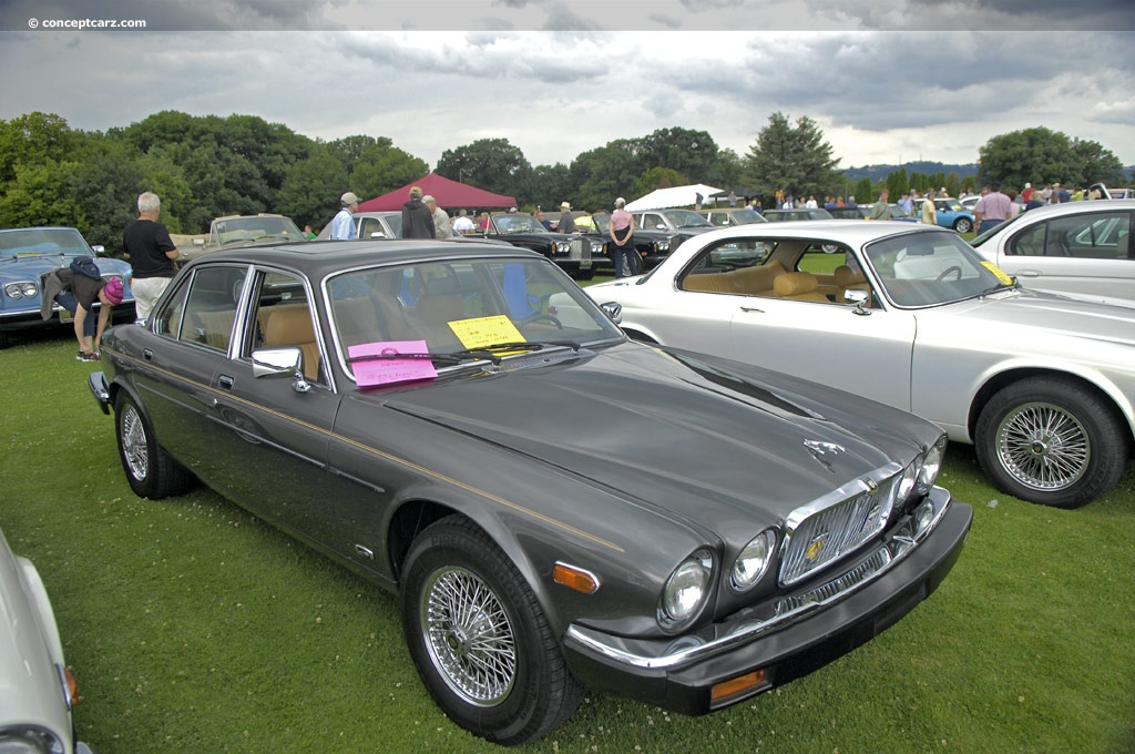 1987 Jaguar XJ6 History Pictures Value Auction Sales