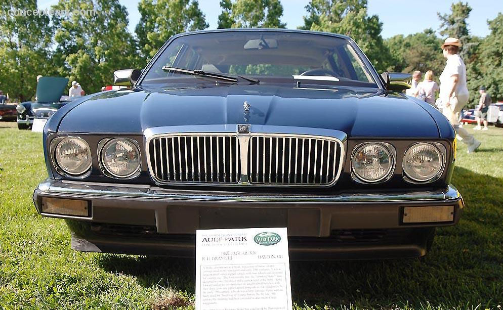 Auction Results and Sales Data for 1988 Jaguar XJ6