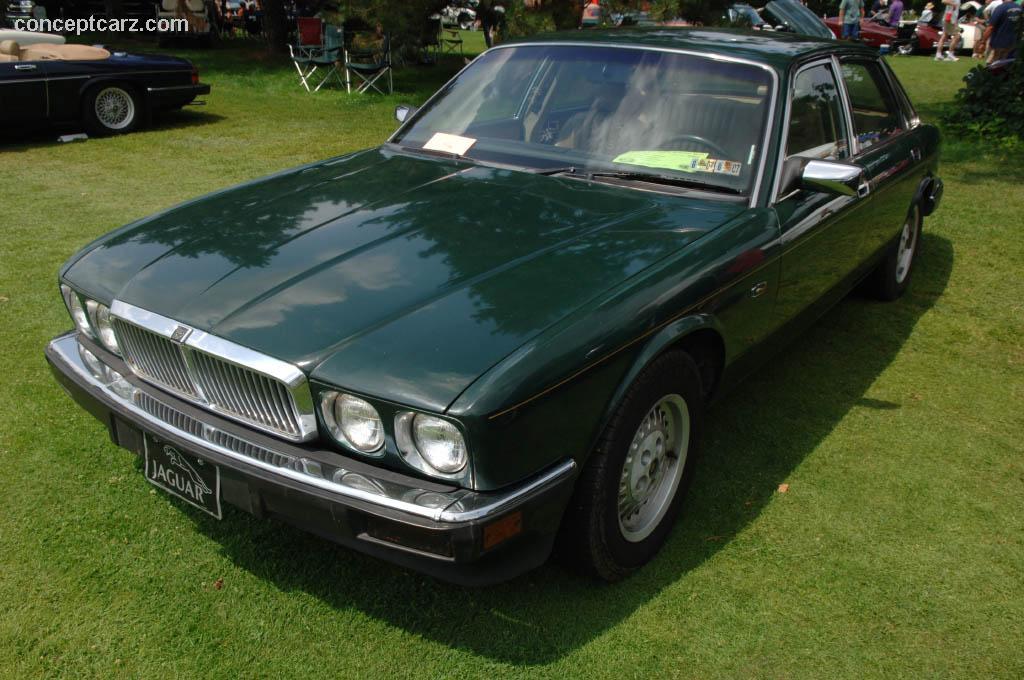 1989 jaguar xj6 vanden plas