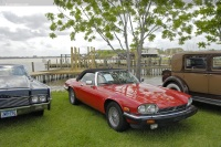 1990 Jaguar XJ-S image.
