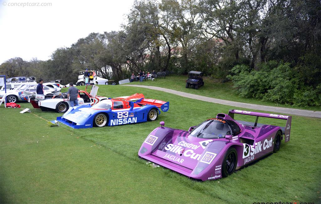 Jaguar XJR-14 photo