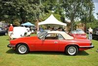 1993 Jaguar XJS image.
