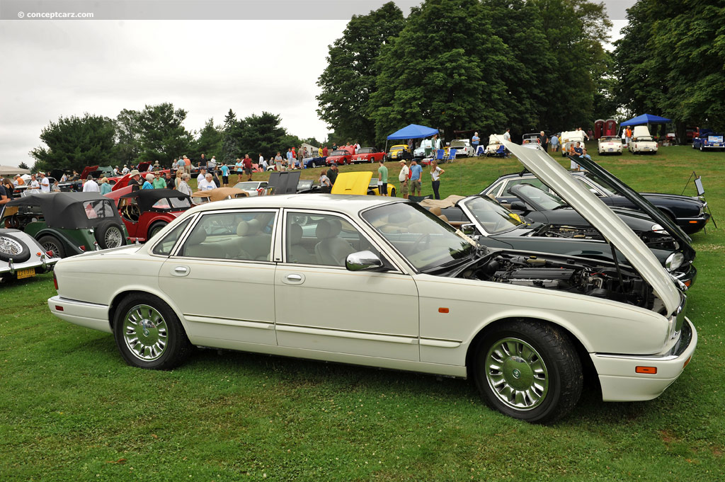 Auction results and data for 1995 Jaguar XJ-Sedan ...