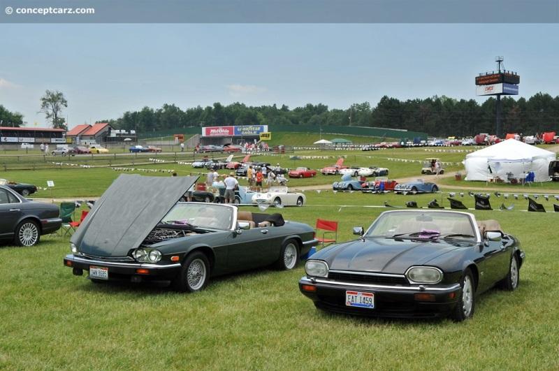 1996 Jaguar Xjs History Pictures Value Auction Sales Research