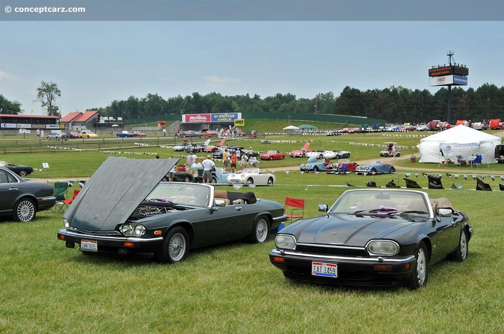 1996 Jaguar XJS History, Pictures, Value, Auction Sales, Research ...
