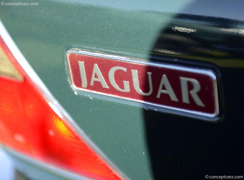1996 Jaguar XJ-Sedan