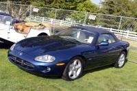1997 Jaguar XK8.  Chassis number SAJGX2742VC004105