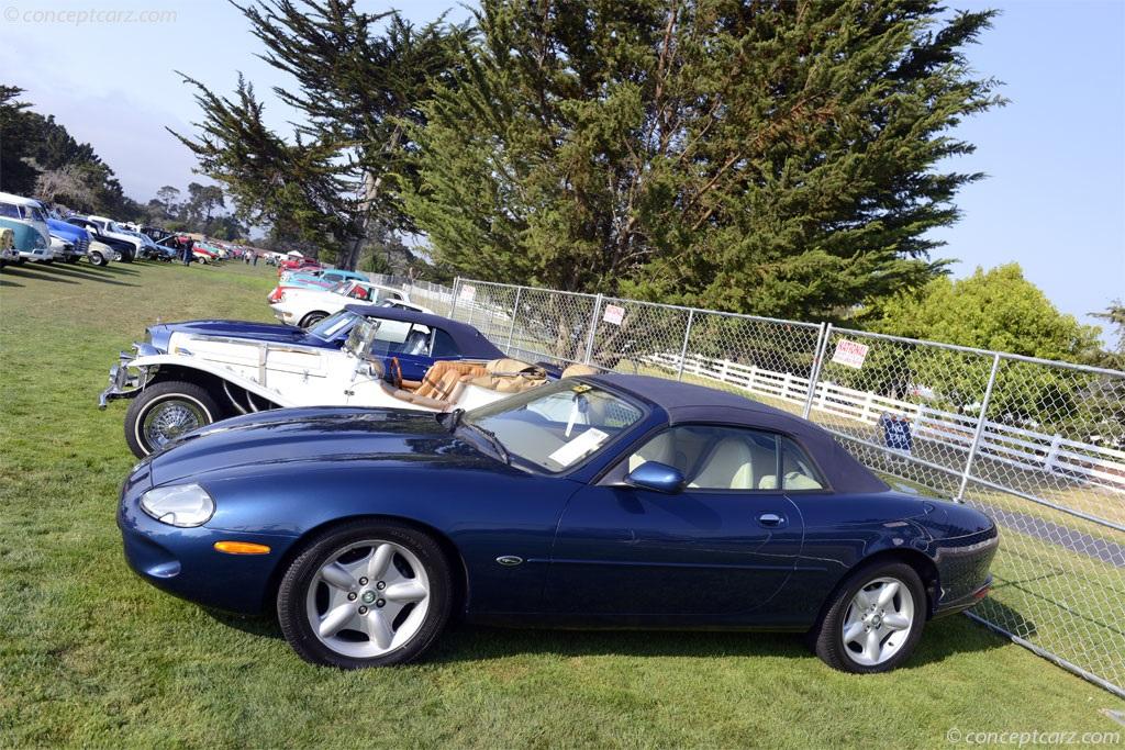 1997 Jaguar XK8 Image. Chassis number SAJGX2742VC004105 ...